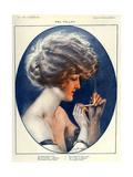 1920s France La Vie Parisienne Magazine Plate Prints