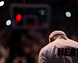 Miami, Florida, 20. juni: LeBron James Photo af Mike Ehrmann