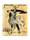 1920s UK Fimmel-Fox Sheet Music Cover Giclee Print