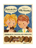 1960s UK Cadbury's Magazine Advertisement Giclee Print