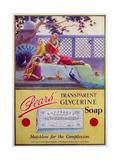 1920s UK Pears Giclee Print
