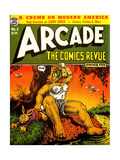1960s USA Arcade Comics Comic/Annual Cover Impression giclée