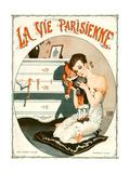 1910s France La Vie Parisienne Magazine Cover Prints