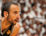 Miami, FL - June 20: Manu Ginobili Photo by Issac Baldizon