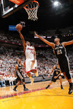 Miami, FL - June 20: Mario Chalmers Photographic Print