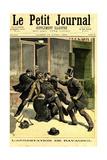 1890s France Le Petit Journal Magazine Cover Prints