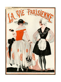 1920s France La Vie Parisienne Magazine Cover Prints