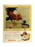 1940s USA Imperial Magazine Advertisement Prints