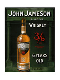 1900s UK John Jameson Poster Print