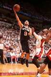 Miami, FL - June 20: Tony Parker Photographic Print by Nathaniel S. Butler