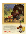 1940s USA Imperial Magazine Advertisement Giclee Print