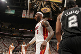 Miami, FL - June 20: LeBron James Photographic Print by Issac Baldizon