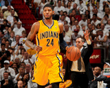 Miami, FL - May 24: Paul George Photographic Print by Issac Baldizon