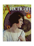 1920s USA The American Magazine Cover Giclee Print
