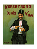 1900s UK Robertson's Poster Giclee Print