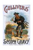 1890s UK Gulliver's Poster Giclee Print