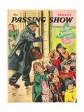 1930s UK The Passing Show Magazine Cover Print