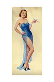 1940s UK Pin-Ups Poster Posters
