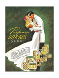 1930s USA Kerkoff Magazine Advertisement Prints