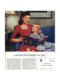 1940s USA American Cyanamid Company Magazine Advertisement Prints