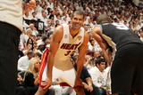Miami, FL - June 20: Shane Battier Photographic Print