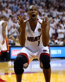 Miami, FL - June 20: Chris Bosh Photographic Print by Mike Ehrmann