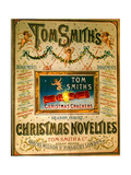 1900s UK Tom Smith's Magazine Advertisement Prints