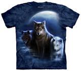 Three Wolf Night T-Shirts