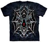 Tie Dye Spider T-Shirt