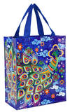 Peacock Handy Tote Tote Bag