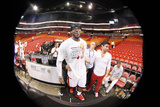 Miami, FL - June 20: LeBron James Photographic Print by Nathaniel S. Butler