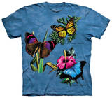 Winged Collage Shirts