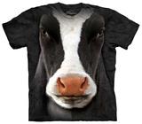 Cow Face T-skjorter