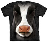 Cow Face T-Shirts