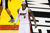 Miami, FL - June 20: LeBron James Photographic Print