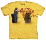 Flower Kitten Shirts