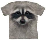 Raccoon Face T-skjorter