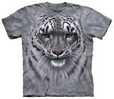 Snow Leopard Port T-shirts