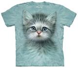 Blue Eyed Kitten T-skjorte