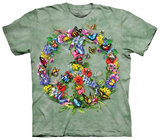 Butter Dragon Peace - T-shirt
