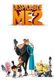Despicable Me 2 Characters Plakater