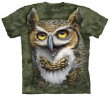 Wise Owl T-shirts