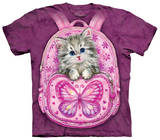 Backpack Kitty T-shirts