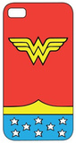 Wonder Woman Rubber iPhone 4/4S Case iPhone 4/4S Case