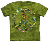 Rainforest Peace Shirts