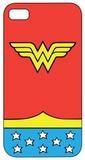 Wonder Woman Rubber iPhone 5 Case Capa para iPhone 5
