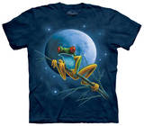 Celestial Frog T-shirts