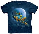 Celestial Frog Shirt