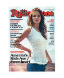 Jennifer Lawrence - America's Kick-Ass Sweetheart, Rolling Stone No. 1154, April 2012 Photographic Print