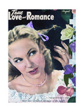 True Love & Romance Magazine - August 1948 Posters